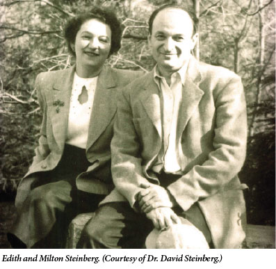 Birnbaum Edith and Milton Article Image