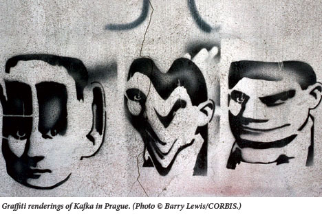 Kafka Graffiti