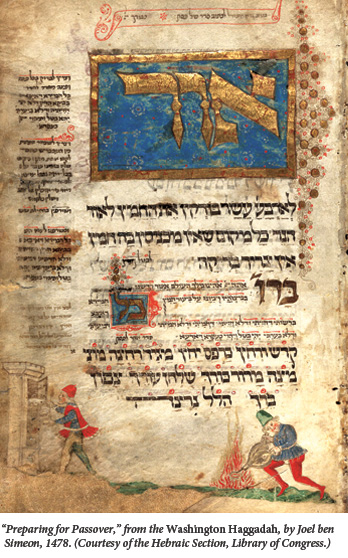 Washington Haggadah