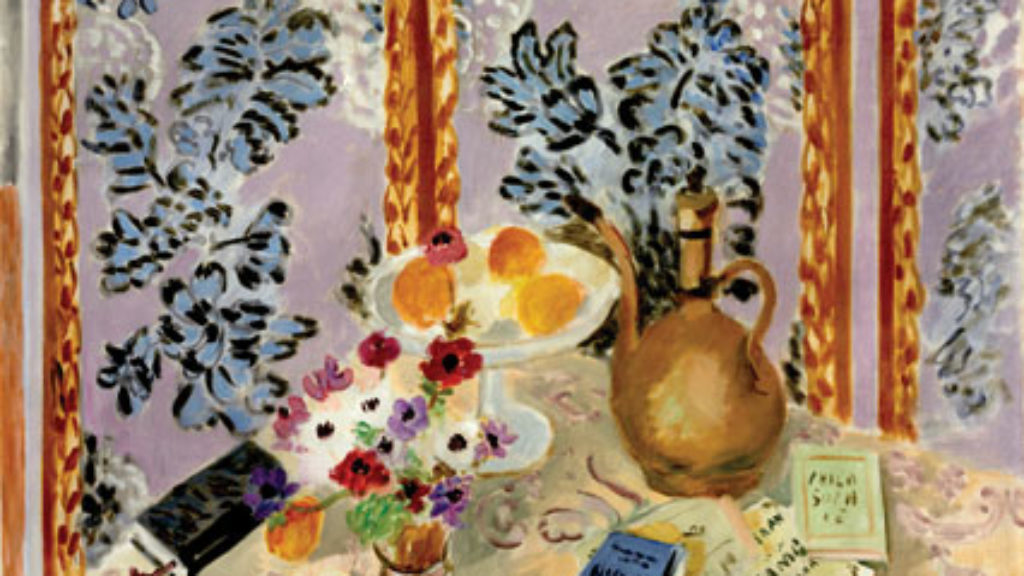 Matisse and His Jewish Patrons