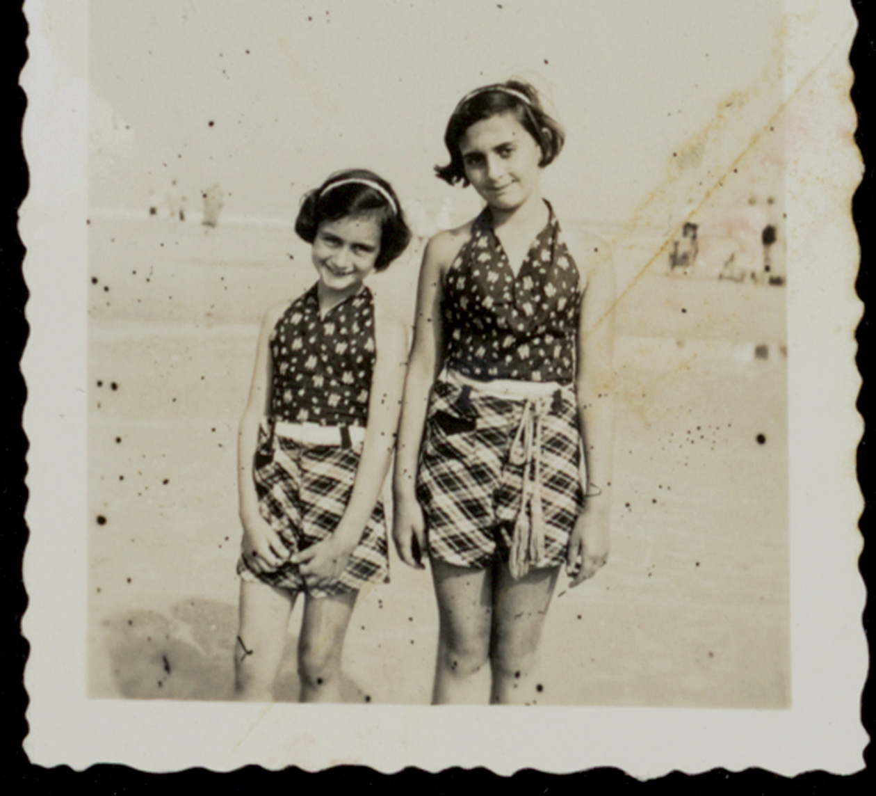 Anne Frank Diary Pattern