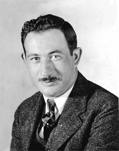 Israel Chipkin. (Courtesy of the American Jewish Archives, Cincinnati, Ohio.)