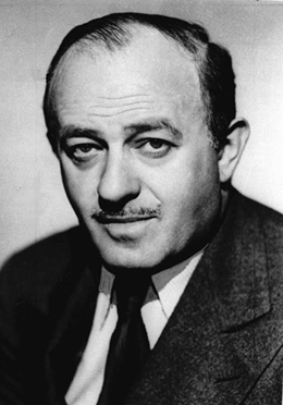 Ben Hecht in the early 1940s.