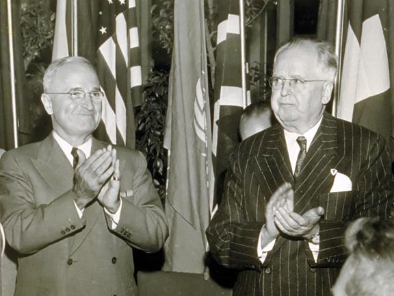 Truman and Grady
