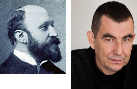 Ari Shavit and great-grandfather