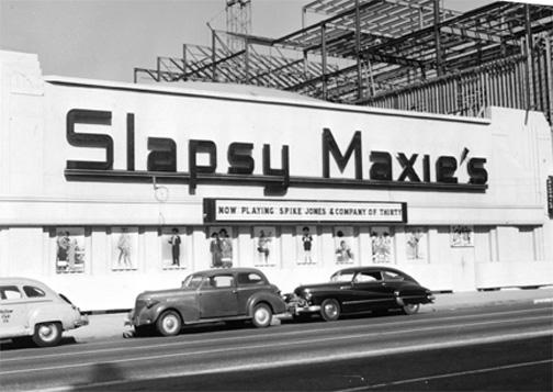 Slapsy Maxie's