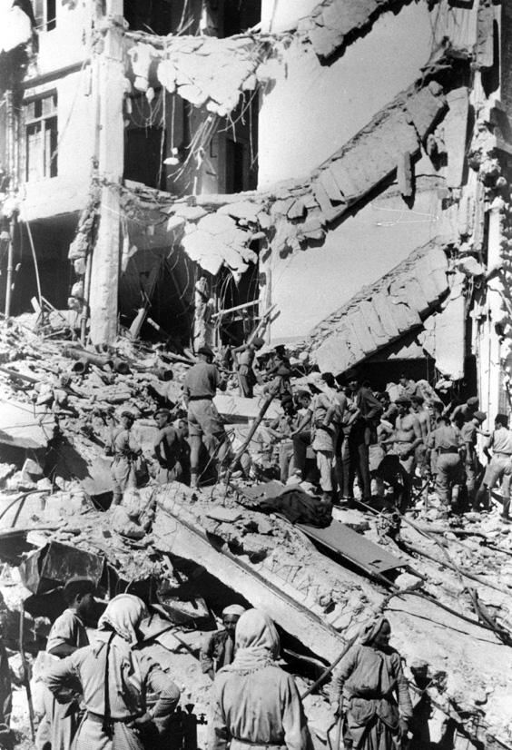 King David Hotel Bombing