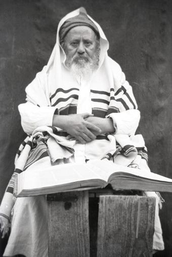 Rabbi Yihye Ghiyath.