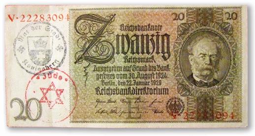 Reichsmark 1924-1948