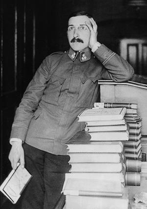 Stefan Zweig in the war archives