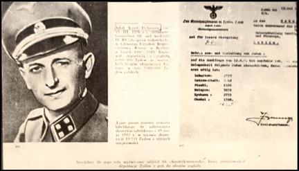 Eichmann ID Card