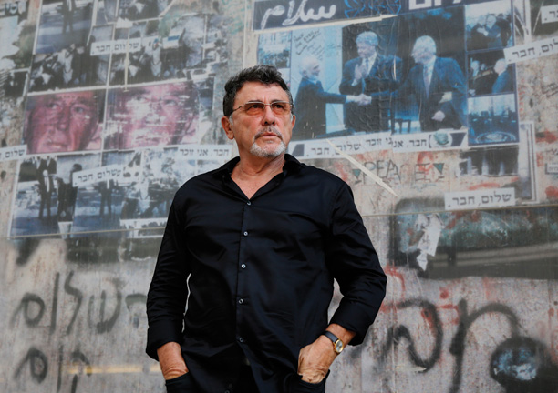 Shlomo Sand. (Courtesy of Gali Tibbon/Guardian News & Media Ltd.)