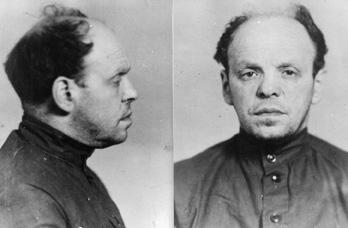 Zuskin in jail.