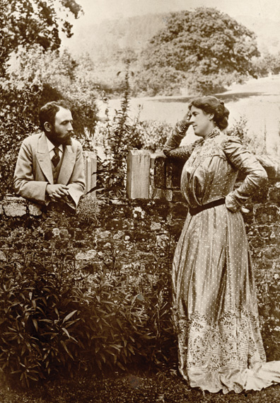 Mary and Bernard Berenson.
