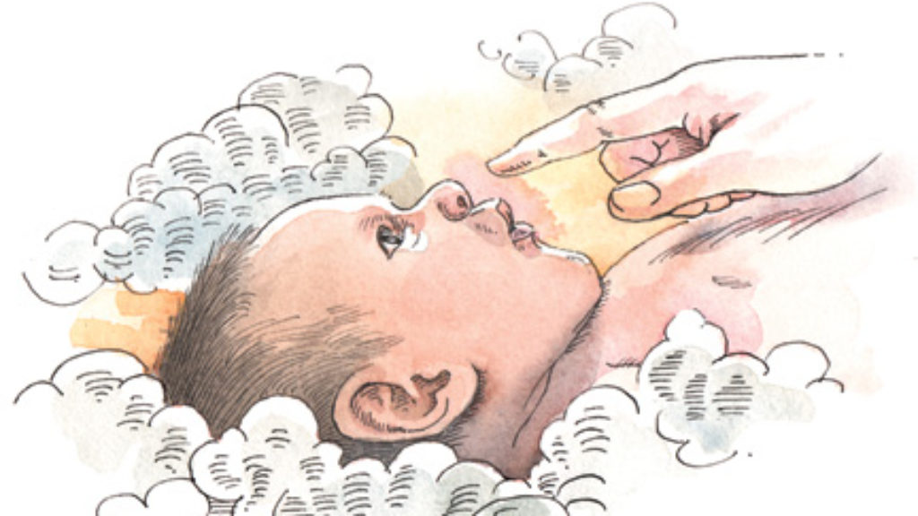 How the Baby Got Its Philtrum
