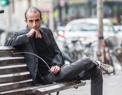 Yuval Noah Harari. (Photo courtesy of Rami Zarneger.)