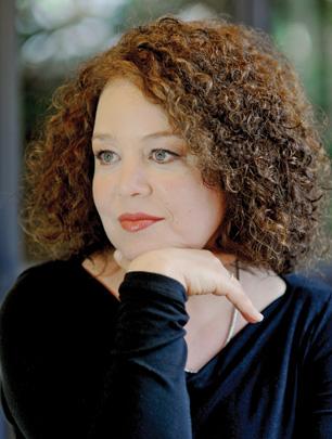 Maya Arad. (Courtesy of Mira Mamon.)