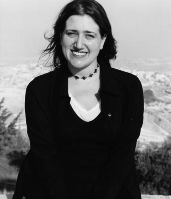 Aviya Kushner. (Photo by Gur Salomon, courtesy of Spiegel & Grau.)