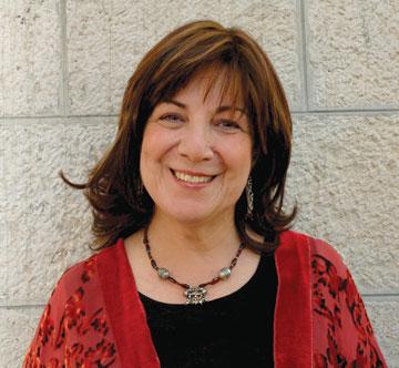 Avivah Gottlieb Zornberg. (Courtesy of Debbi Cooper.)