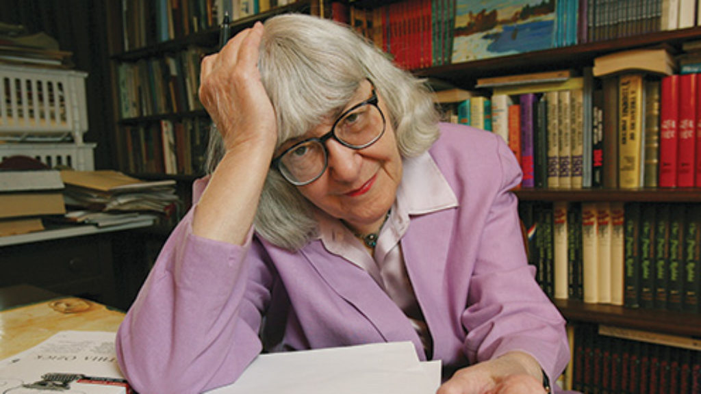 Cynthia Ozick: Or, Immortality