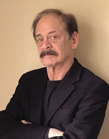 Photo of Richard Elliott Friedman.