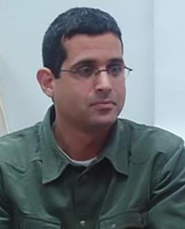 Photograph of Assaf Inbari.