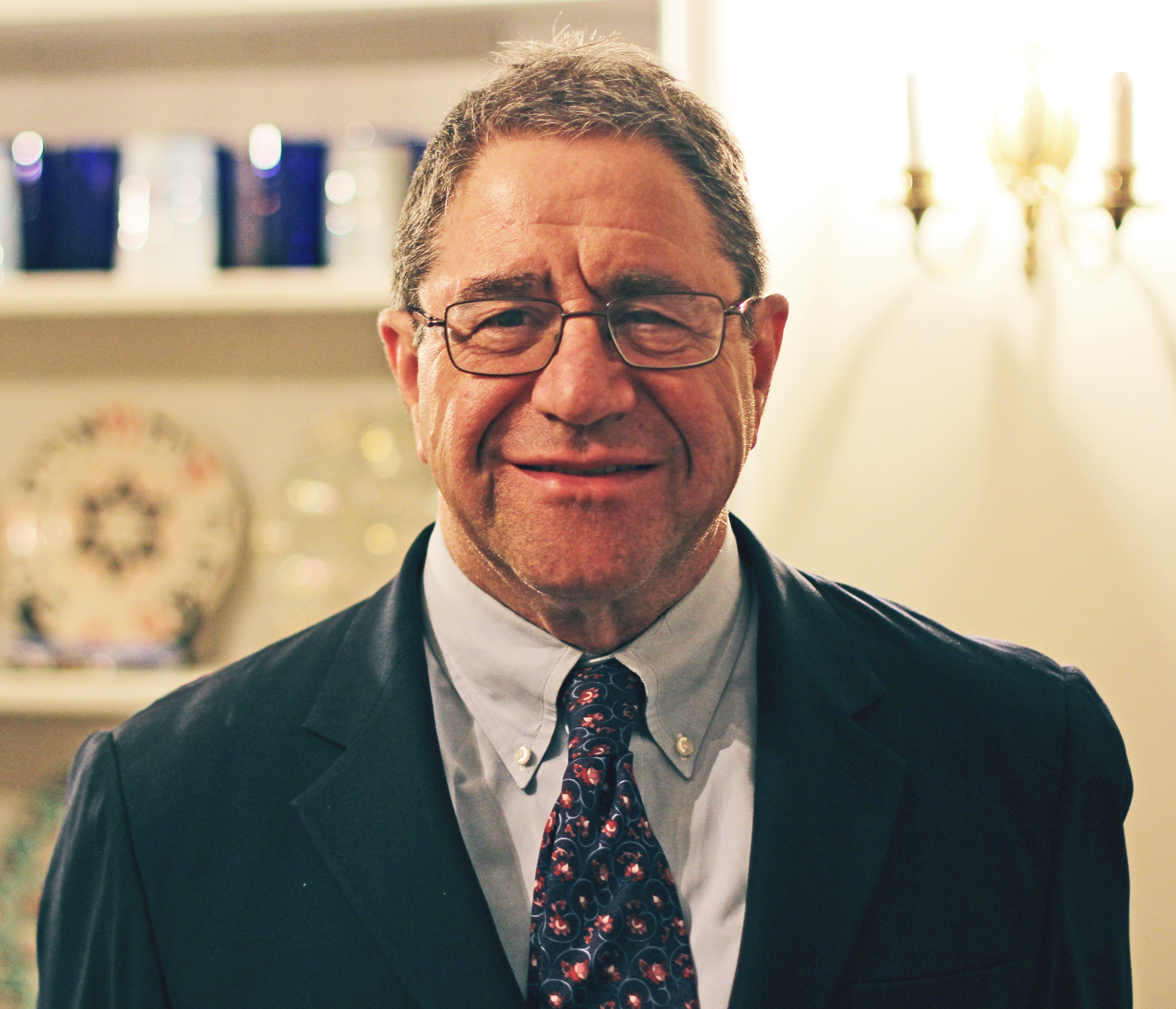Photograph of David Stern.