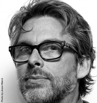 Photo of novelist Michael Chabon.