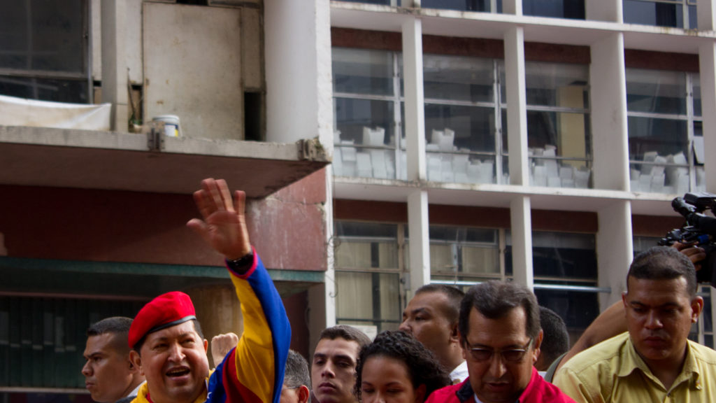 Complicated Community: A Conversation with a Jewish Chavista