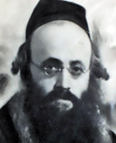 Image of Kalonymus Kalman Shapira