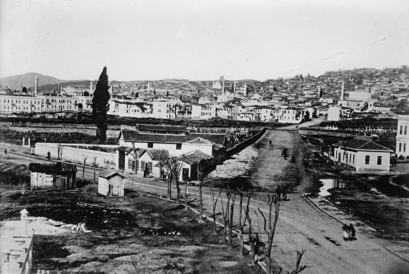 Salonica, ca. 1910–1915. (Courtesy of the Library of Congress Prints and Photographs Division.)