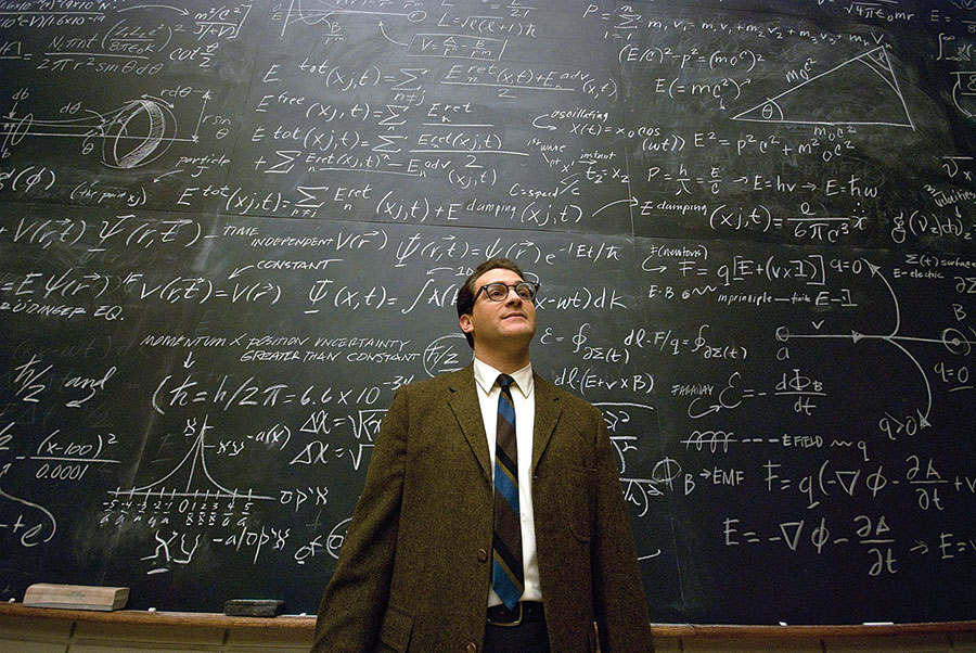 Michael Stuhlbarg in A Serious Man, 2009. (Wilson Webb/©Focus Features/Courtesy Everett Collection.)