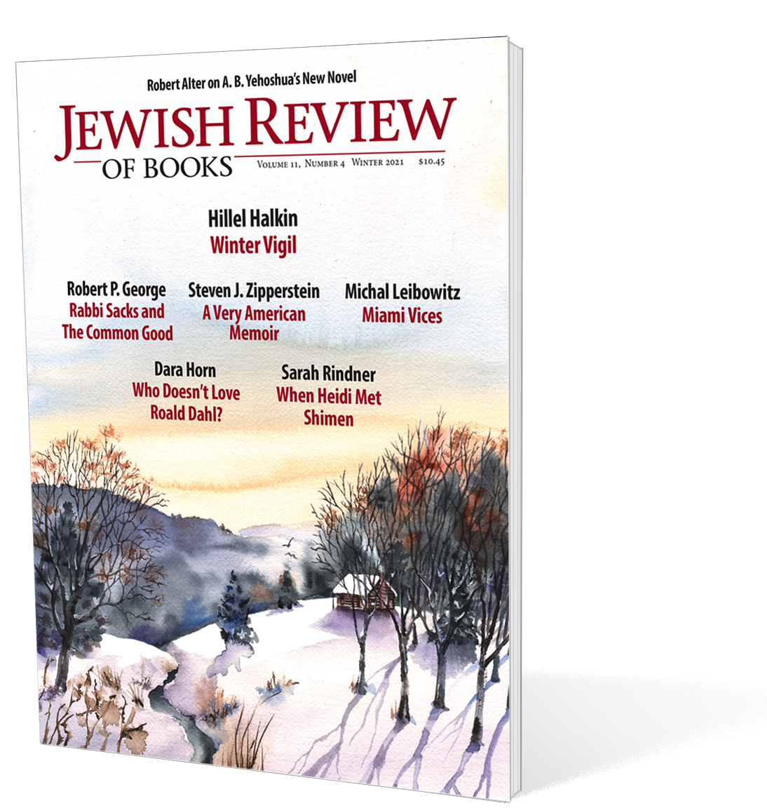 Our Winter Issue Cover