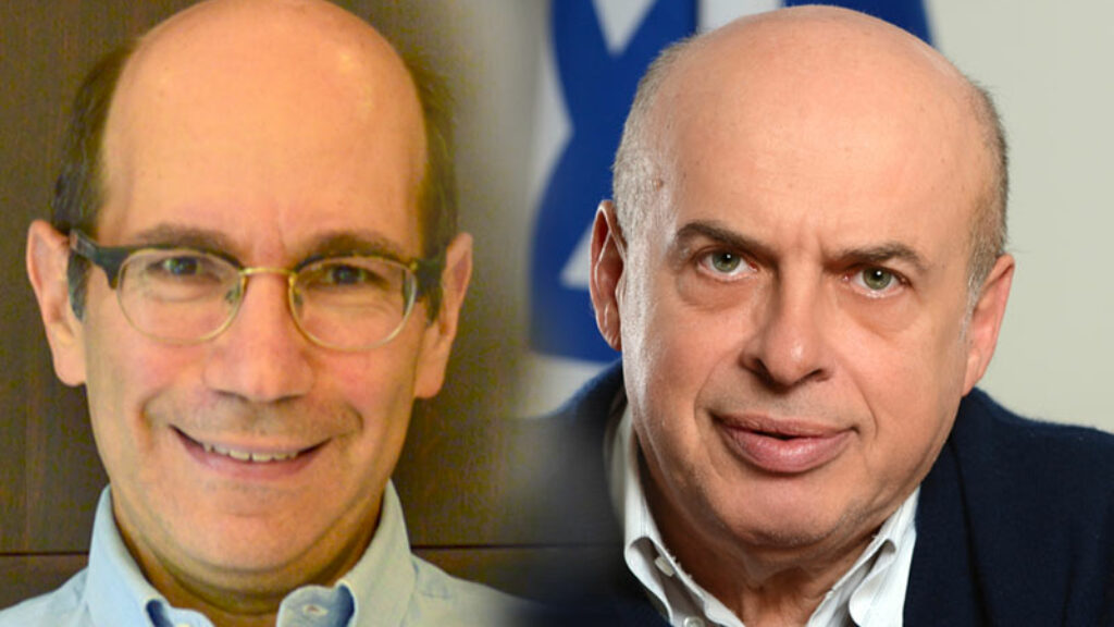 Natan Sharansky and Gil Troy