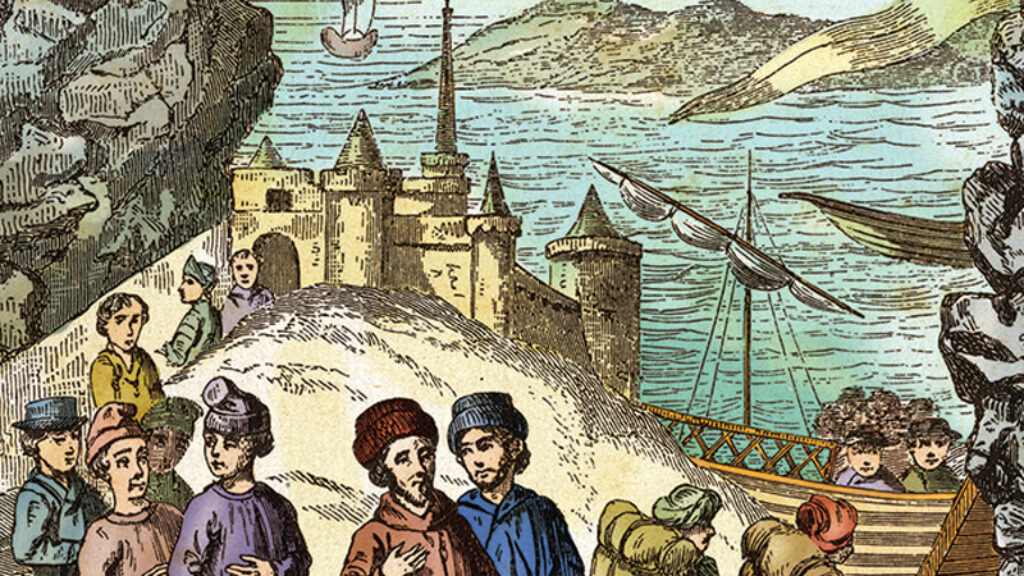 The Court Jew Who Hated Kings